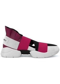 Emilio Pucci City Up custom sneakers - Pink & Purple