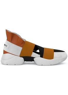 Emilio Pucci City Up custom sneakers - Yellow & Orange