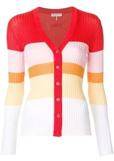 Emilio Pucci colour-block cardigan - Multicolour