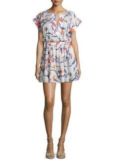 Emilio Pucci Ranuncoli Cotton Voile Coverup Dress