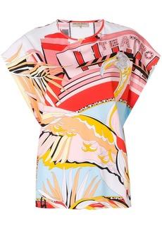 Emilio Pucci Teatro print T-shirt - Multicolour