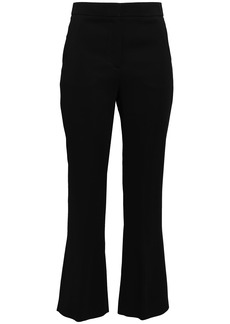 Emilio Pucci Woman Cady Bootcut Pants Black