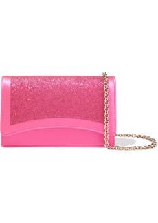 Emilio Pucci Woman Colibri Embellished Satin Shoulder Bag Bright Pink
