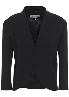 Emilio Pucci Woman Crepe Jacket Black