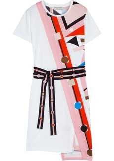 Emilio Pucci Woman Mini Dress Baby Pink