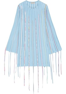 Emilio Pucci Woman Mini Dress Light Blue
