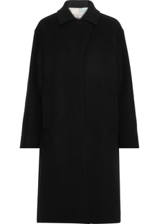Emilio Pucci Woman Wool And Cashmere-blend Coat Black