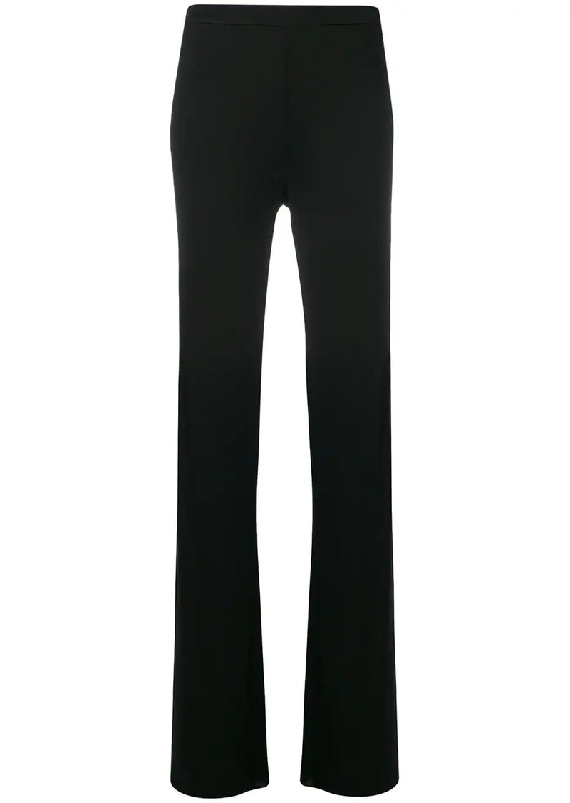 Emilio Pucci flared high-rise trousers