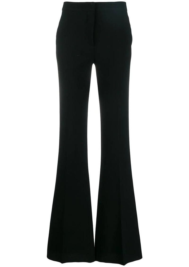 Emilio Pucci flared-leg tailored trousers
