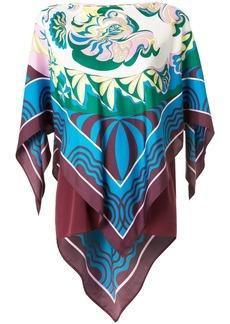 Emilio Pucci Manu foulard top