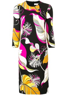 Emilio Pucci Frida Print Jersey Dress