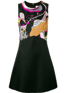 Emilio Pucci Frida Print Mini Dress