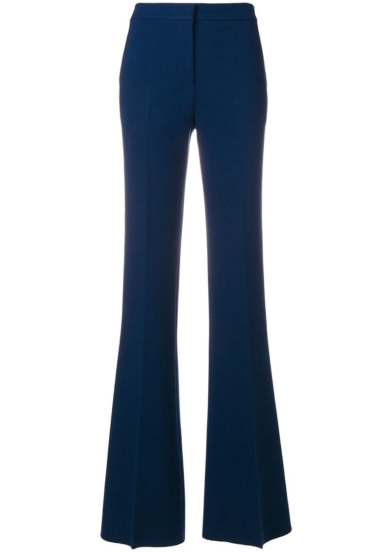 Emilio Pucci high rise flared trousers