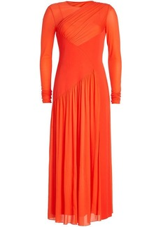 Emilio Pucci Jersey Tulle Dress