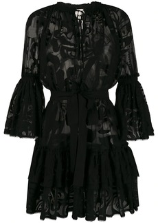 Emilio Pucci lace beach dress