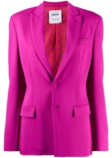 Emilio Pucci x Koché lace panel blazer jacket