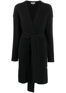 Emilio Pucci mid-length belted cardigan
