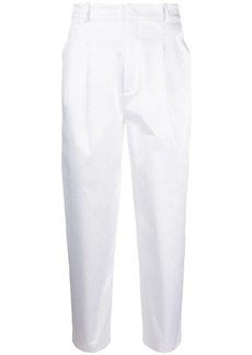 Emilio Pucci paperbag waist trousers