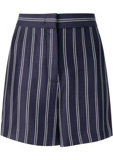 Emilio Pucci Pinstripe Jacquard Shorts
