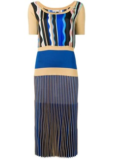 Emilio Pucci pleated dress