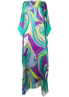 Emilio Pucci printed cover-up