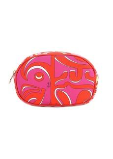 Emilio Pucci Printed Makeup Bag