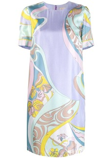 Emilio Pucci printed T-shirt dress