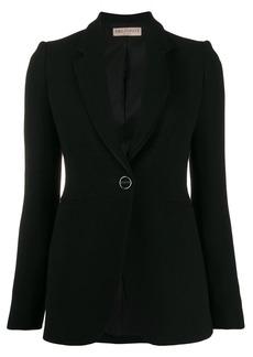 Emilio Pucci puckered shoulder blazer
