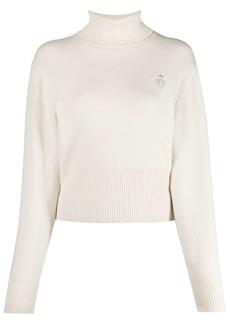 Emilio Pucci roll-neck cashmere jumper