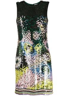 Emilio Pucci sequin-embellished mini dress