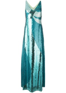 Emilio Pucci sequin evening dress