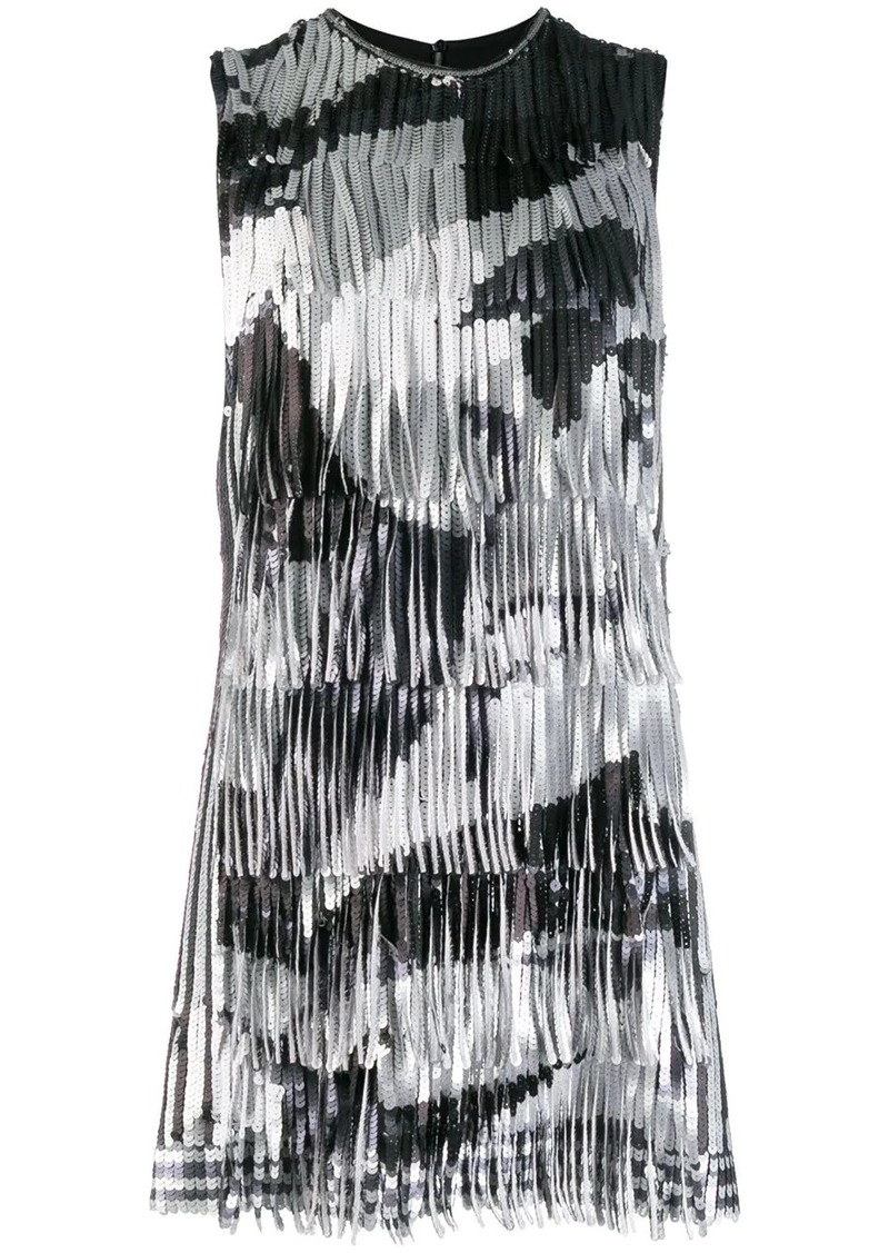 Emilio Pucci sequinned short dress