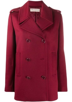 Emilio Pucci short double-breasted coat