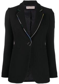 Emilio Pucci single-breasted blazer