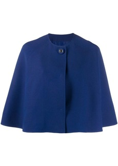 Emilio Pucci single button cape jacket