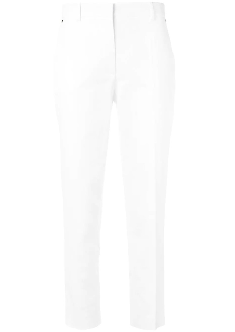 Emilio Pucci Slim-fit Cropped Tailored Trousers