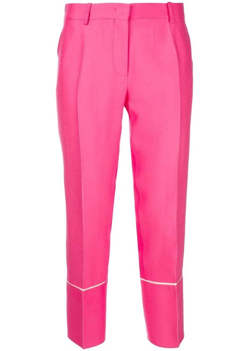 Emilio Pucci slim tailored trousers