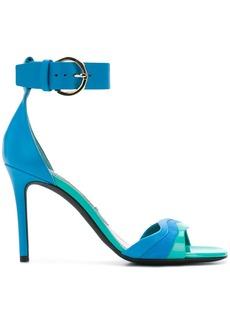 Emilio Pucci strappy colour-block sandals