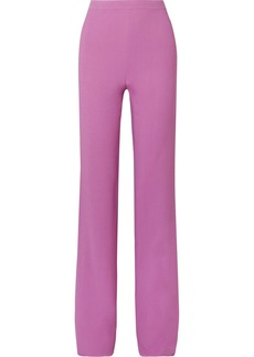 Emilio Pucci Stretch-crepe Wide-leg Pants