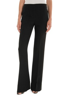 Emilio Pucci Stretch Wool Flare Pants