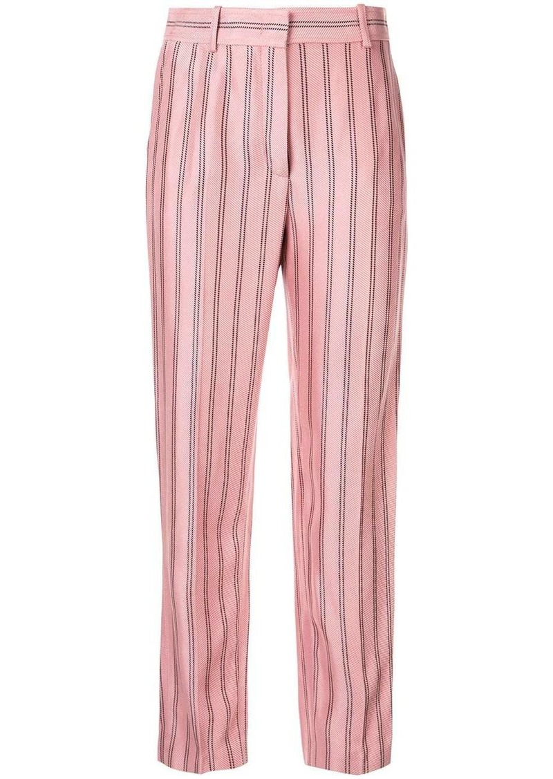 Emilio Pucci striped tailored trousers