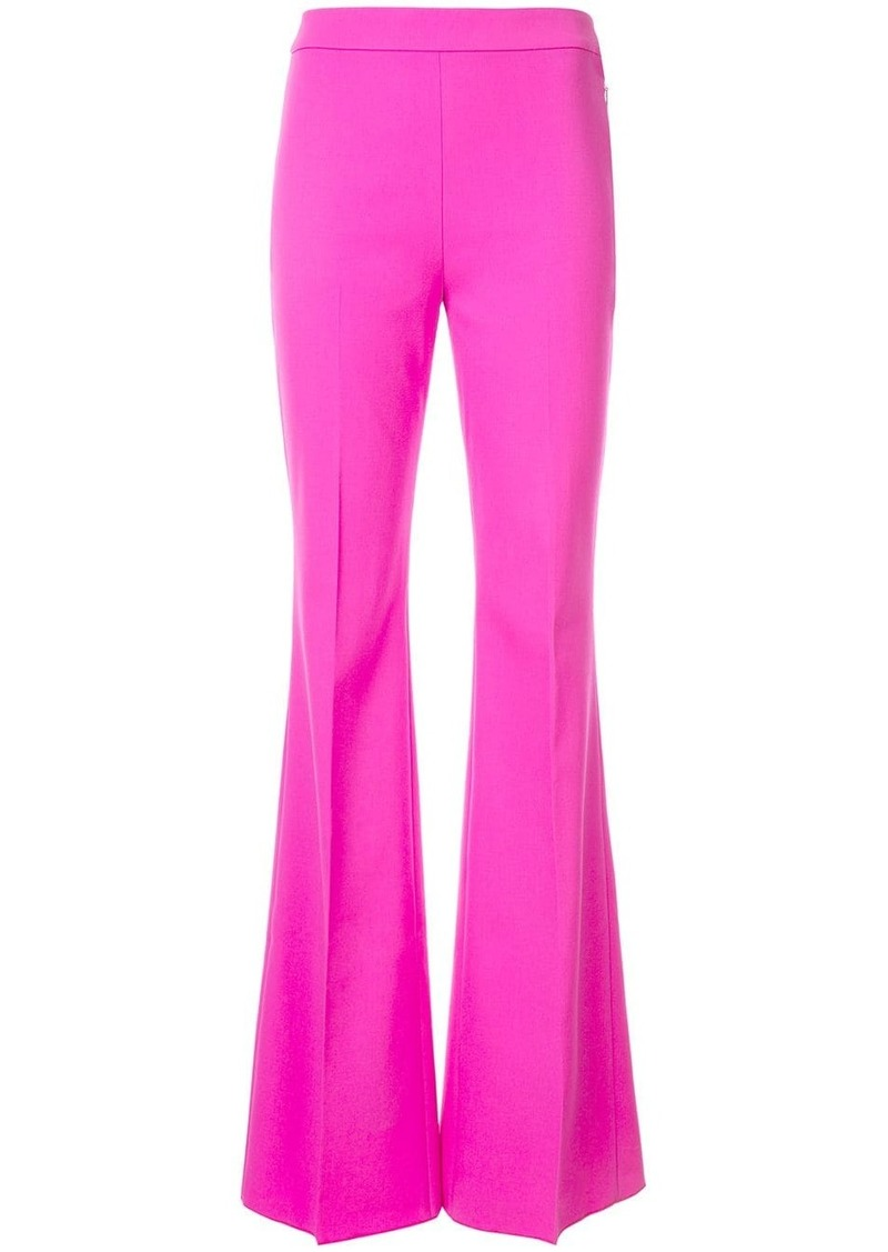 Emilio Pucci tailored flared trousers