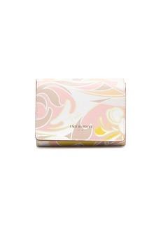 Emilio Pucci Tropicana baby pattern purse