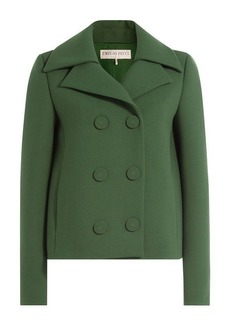 Emilio Pucci Virgin Wool Jacket