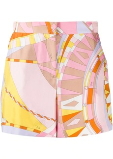 Emilio Pucci Wally-print shorts