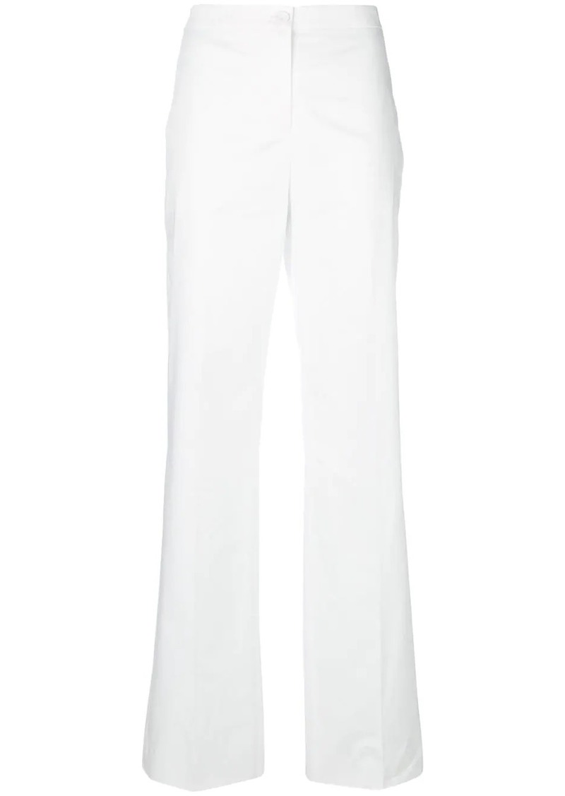 Emilio Pucci wide-leg flared trousers