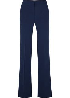 Emilio Pucci Wool-blend Wide-leg Pants