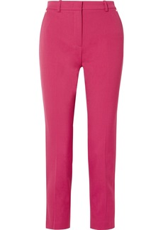 Emilio Pucci Wool-twill Tapered Pants