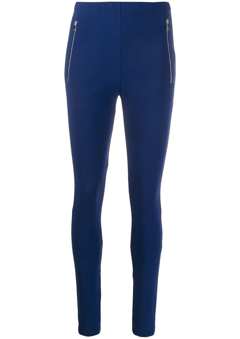 Emilio Pucci zipped pockets legging