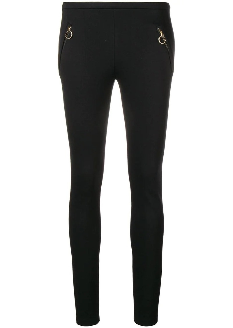 Emilio Pucci zipped pockets leggings